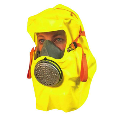 Masque de Fuite CO SCAP avec sacoche