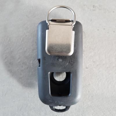 Protection caoutchouc appareil detection de gaz