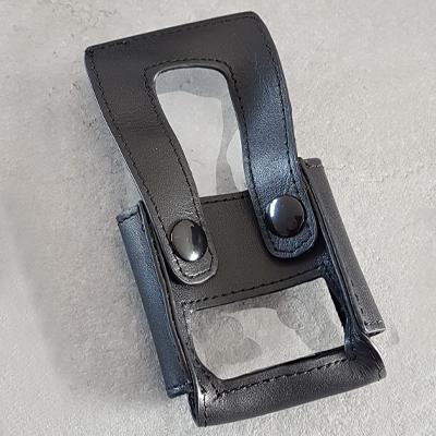 sacoche cuir accessoire detecteur de gaz