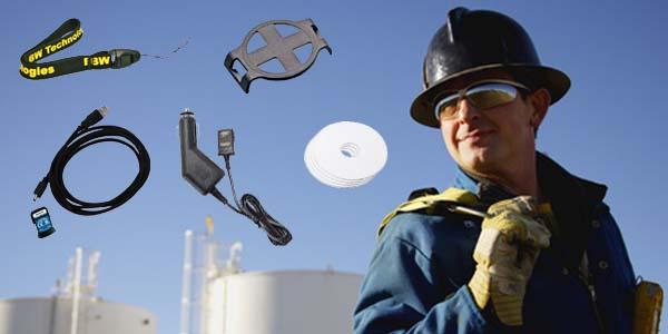 Accessoires en détection de gaz detecta shop