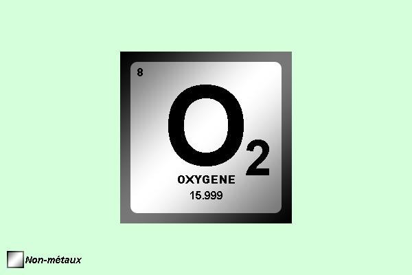 Oxygène- O2
